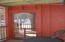 rear screened porch