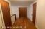 Hallway to upstairs bedrooms.