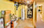 Basement utility space/storage