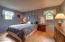 2nd bedroom with oak floors. 11.5 x 13.11