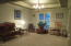 Formal Dining Room currently used as Sitting Room - includes wood Plantation Shutters