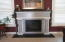 LR Gas Fireplace