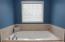 Large spa tub