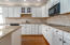 NOTE: So much counter space - You will LOVE to prepare meals in this kitchen.