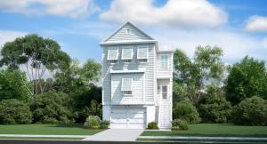 Artist rendering. Exterior colors may differ.