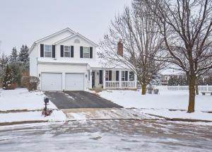 5877 Blaverly Drive, New Albany, OH 43054