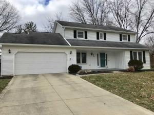 Welcome to this lovely 4 bedroom, 2-1/2 bath two story home located in Westerville