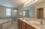 Master Bedroom EnSuite with Double Vanity
