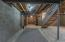 Full Basement with Rough-in for Bath