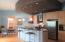 The Contemporary Kitchen with Stainless Steele Appliances...