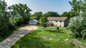 Private 1.64 acre lot surrounded by mature trees.