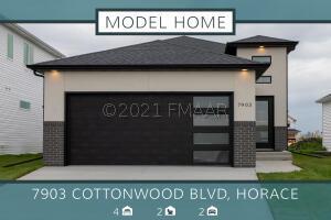 7903 COTTONWOOD Boulevard, Horace, ND 58047