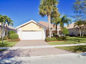 Property for sale at 8455 Yorke Road, Wellington,  Florida 33414
