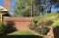 Backyard Spring Landscape