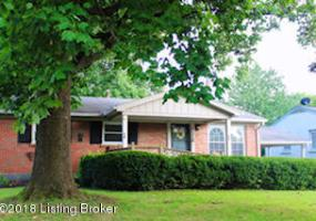 3118 Dale Ann Dr, Louisville, Kentucky 40220, 4 Bedrooms Bedrooms, 6 Rooms Rooms,2 BathroomsBathrooms,Residential,For Sale,Dale Ann,1511387