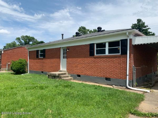 9708 Gandy Rd, Louisville, Kentucky 40272, 3 Bedrooms Bedrooms, 7 Rooms Rooms,1 BathroomBathrooms,Residential,For Sale,Gandy,1534670