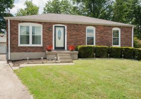 6812 Palm Tree Dr, Louisville, Kentucky 40219, 3 Bedrooms Bedrooms, 7 Rooms Rooms,2 BathroomsBathrooms,Residential,For Sale,Palm Tree,1537231