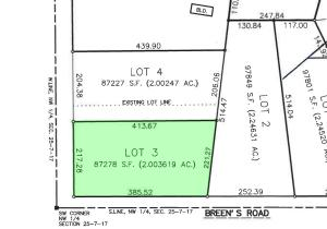 Property for sale at Lot 3 Breen'S Rd, Summit,  WI 53066