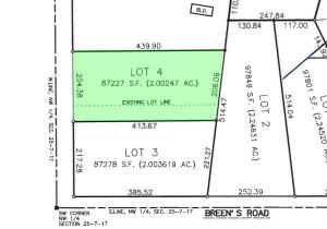 Property for sale at Lot 4 Sawyer Rd, Summit,  WI 53066