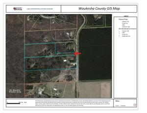 Property for sale at Parcel 2 Waterville Rd, Dousman,  WI 53118