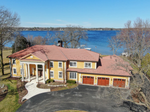 Property for sale at 36234 S Beach Rd, Oconomowoc,  WI 53066