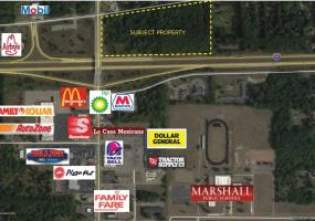 V/L C-Drive N & 28 Mile, Albion, MI 49224, ,Vacant Land,For Sale,C-Drive N & 28 Mile,233533