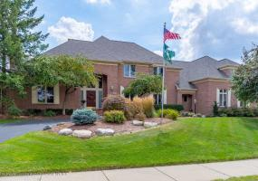2571 Meadow Woods Drive, East Lansing, MI 48823, 5 Bedrooms Bedrooms, ,6 BathroomsBathrooms,Residential,For Sale,Meadow Woods,234237