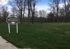 1123 Jefferson, Mason, MI 48854, ,Vacant Land,For Sale,Jefferson,235900