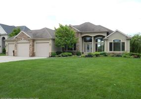 12627 Paradise Drive, DeWitt, MI 48820, 4 Bedrooms Bedrooms, ,4 BathroomsBathrooms,Residential,For Sale,Paradise,237422