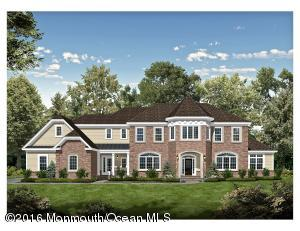 Rutland elevation 3 (including Brick) Base Price $1,205,000