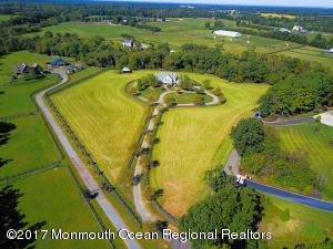 Magnificent Equestrian Estate in Cream Ridge set on 10.51 Acres