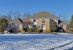 Stunning traditional brick colonial on culdesac.