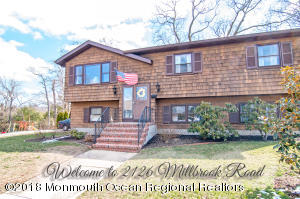 Property for sale at 2126 Millbrook Road, Sea Girt,  New Jersey 08750