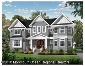 Property for sale at 406 Boston Boulevard, Sea Girt,  New Jersey 08750