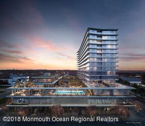 Property for sale at 1101 Ocean Avenue # 609, Asbury Park,  New Jersey 07712