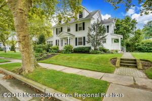 Property for sale at 401 Boston Boulevard, Sea Girt,  New Jersey 08750
