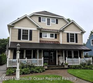 Property for sale at 602 Brooklyn Boulevard, Sea Girt,  New Jersey 08750