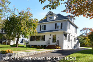 Beautiful move in ready 3 bedroom 2 bath colonial Red Bank home