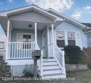 Property for sale at 803 4th Avenue, Neptune City,  New Jersey 07753