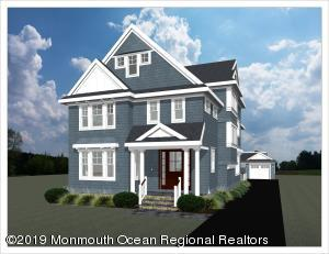 Property for sale at 214 Stockton Boulevard, Sea Girt,  New Jersey 08750