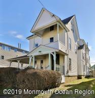 Property for sale at 117 Cliff Avenue, Bradley Beach,  New Jersey 07720