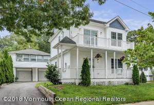 Property for sale at 306 Hammond Avenue, Bradley Beach,  New Jersey 07720