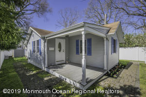 Property for sale at 411 1/2 Evergreen Avenue, Bradley Beach,  New Jersey 07720