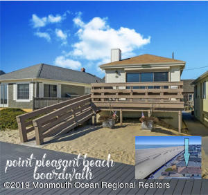 Property for sale at 111 Boardwalk, Point Pleasant Beach,  New Jersey 08742