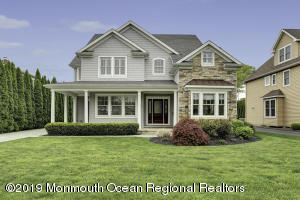 Property for sale at 614 New York Boulevard, Sea Girt,  New Jersey 08750