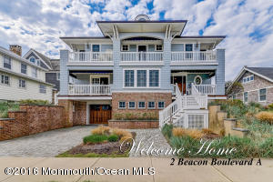 Property for sale at 2 Beacon Boulevard # A, Sea Girt,  New Jersey 08750