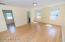 Master Bedroom with Hardwood Flooring