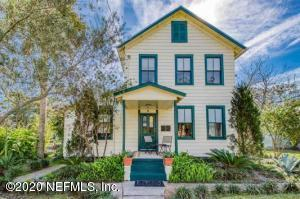 33 28 W CASTILLO AND 33 GROVE AVE, ST AUGUSTINE, FL 32084