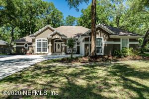 Large Corner Lot invites you to your FL lifestyle Pool Home.