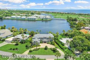 "Offering sweeping views of the lagoon and the famed Ponte Vedra ""Ocean Course"""